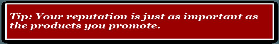 Affiliate Marketing Tip 2